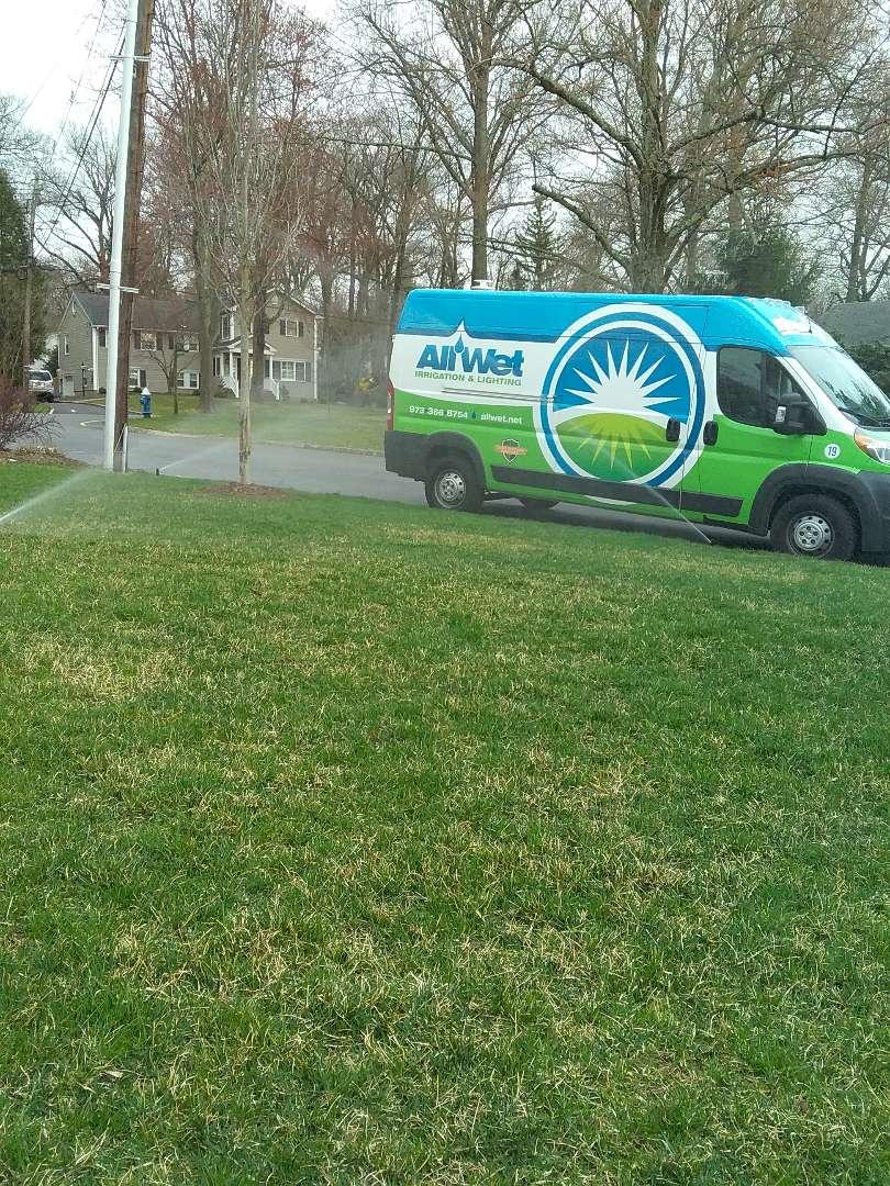 West Orange, NJ - Sprinkler system activation!!! =]