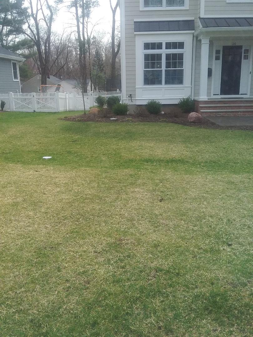 West Orange, NJ - Sprinkler system activation!!! =)