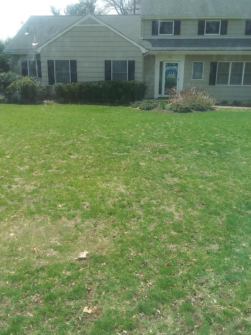 West Orange, NJ - Sprinkler started up and repaired all in the same day! =)