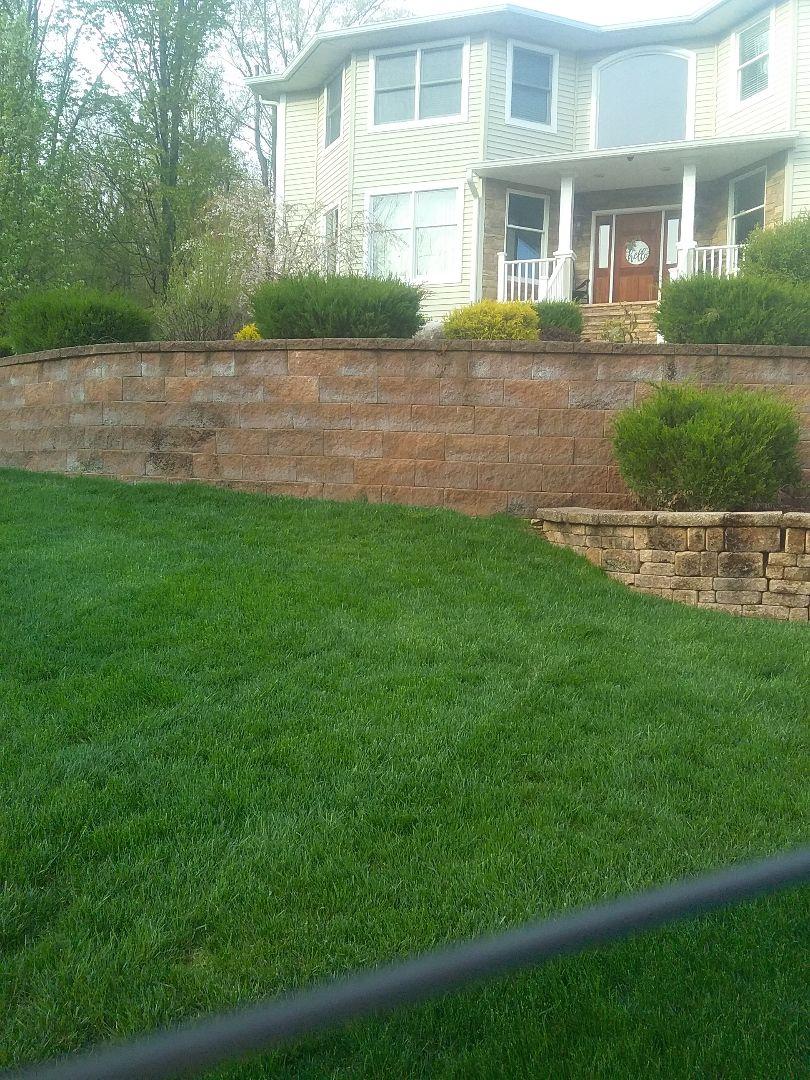 Wharton, NJ - Sprinkler system start up!!! =)