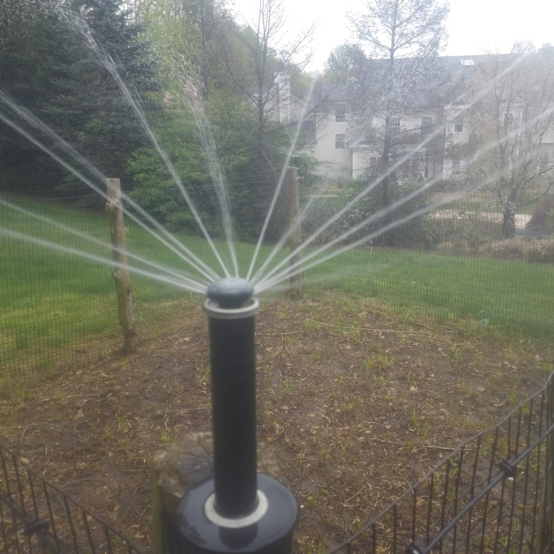 East Hanover, NJ - Check through sprinkler system