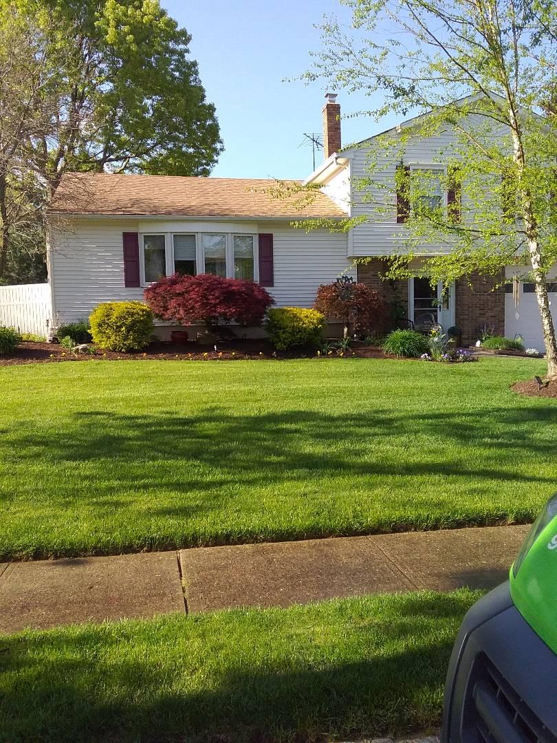 East Hanover, NJ - Same day sprinkler start up and service!!! =)