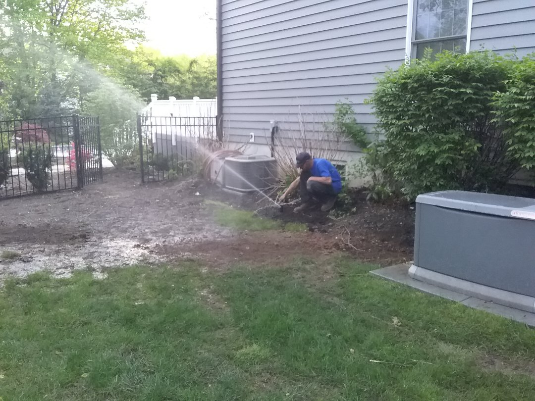 Randolph, NJ - Adding new drip and lawn zones to an existing rachio sprinkler system