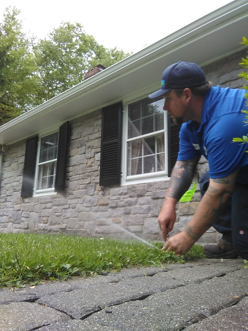 East Hanover, NJ - Start up sprinkler system. Make necessary adjustments and replace heads where needed