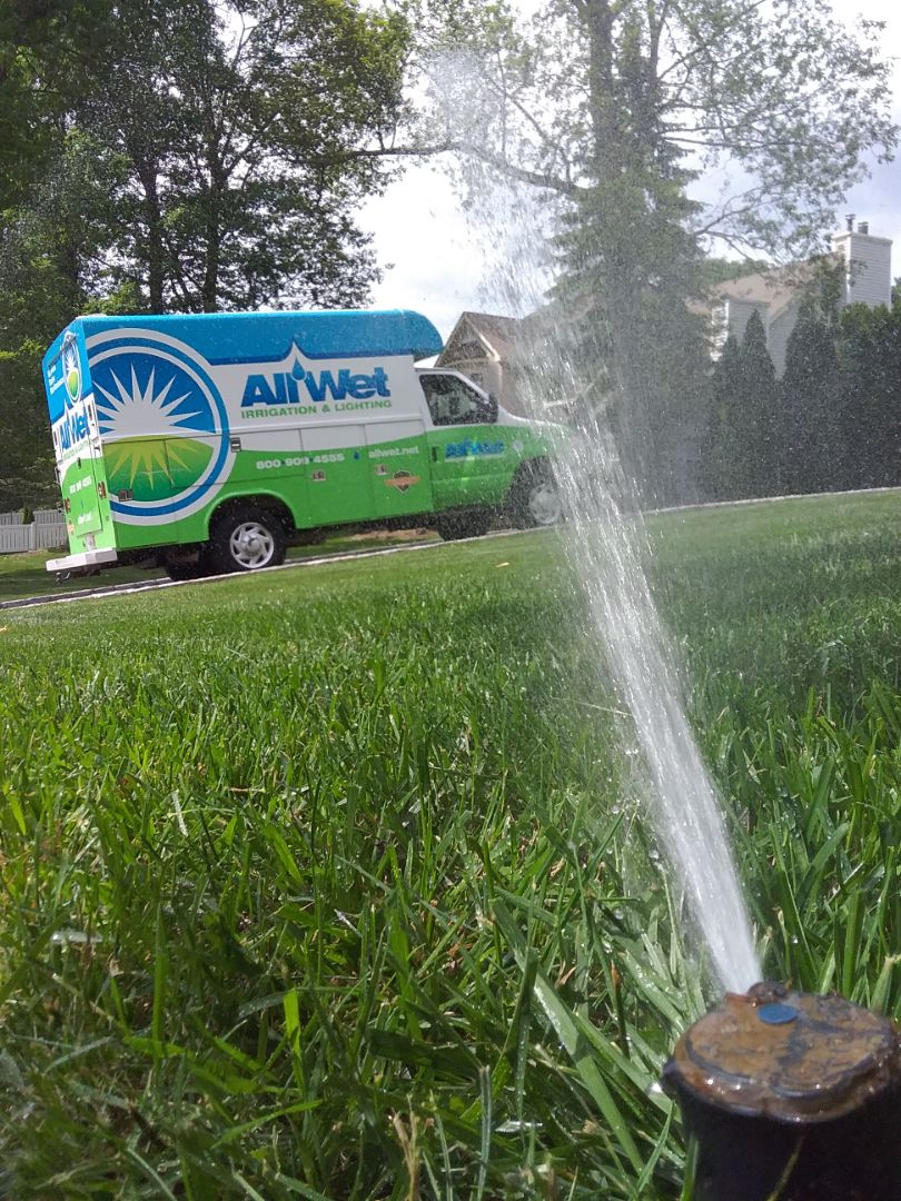 Dover, NJ - Replace Rotary heads in irrigation system the