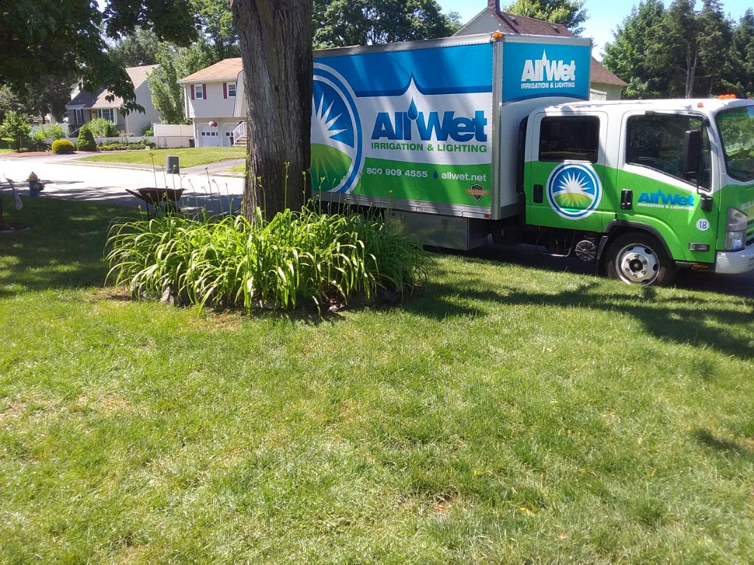 Pequannock Township, NJ - Installing 5 zone irrigation system with hunter pro C controller