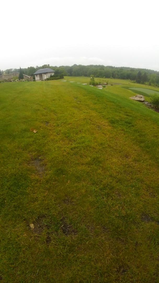 Bernardsville, NJ - Measure property for fertilizer and weed control