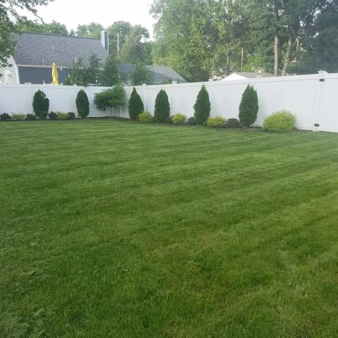 Pequannock Township, NJ - Providing customers with a beautiful, healthy, green lawn!