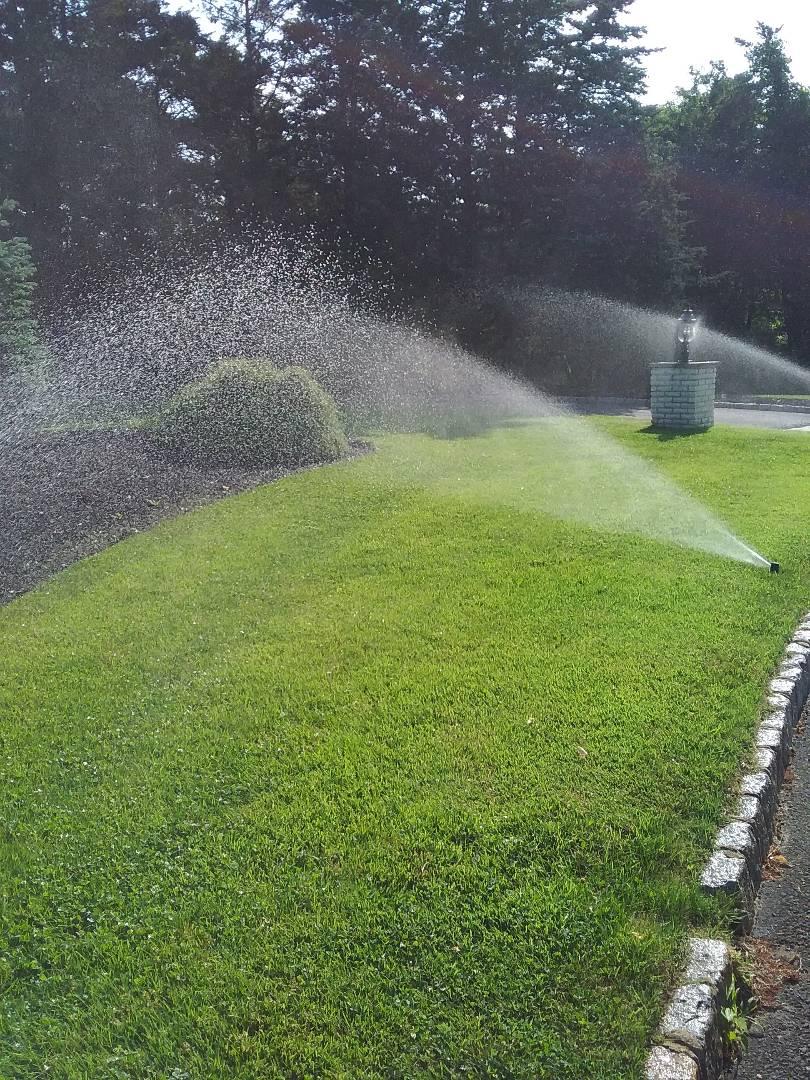 Warren, NJ - Starting sprinkler systems
