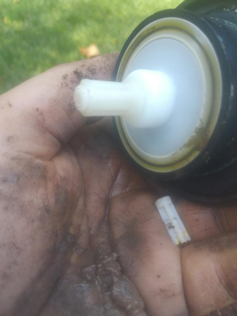 Gladstone, NJ - Repair broken irrigation valve