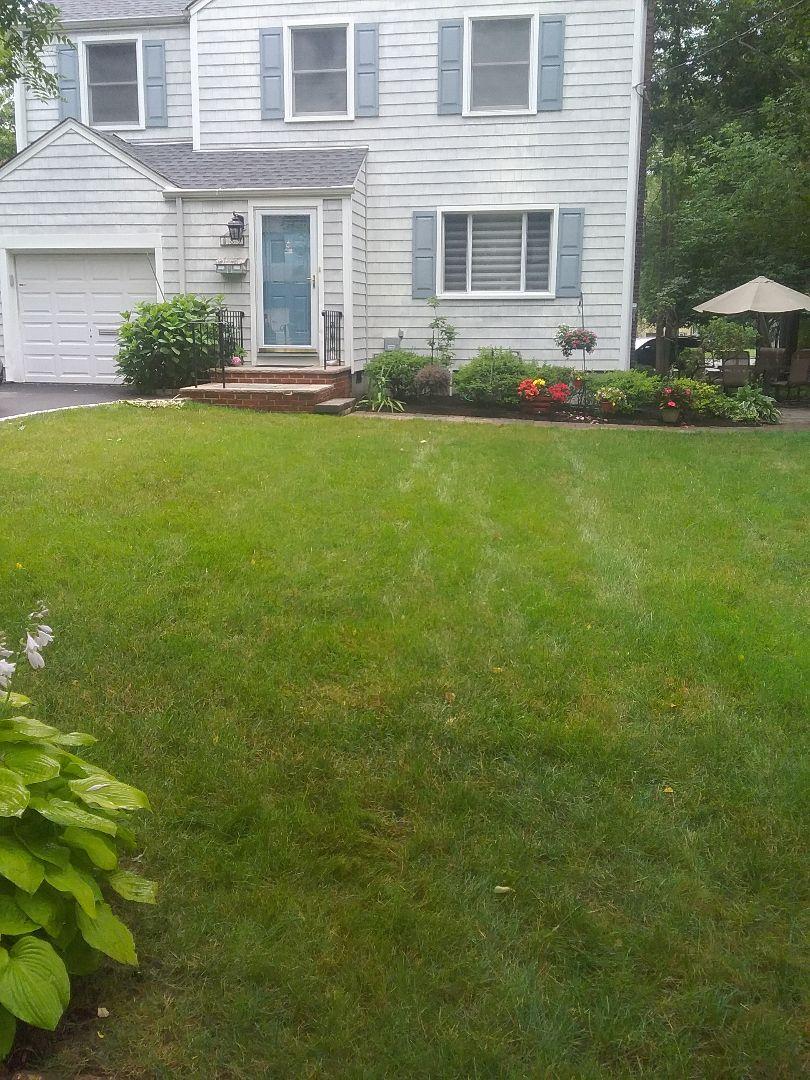Livingston, NJ - Sprinkler system mid season tune up!!! =]