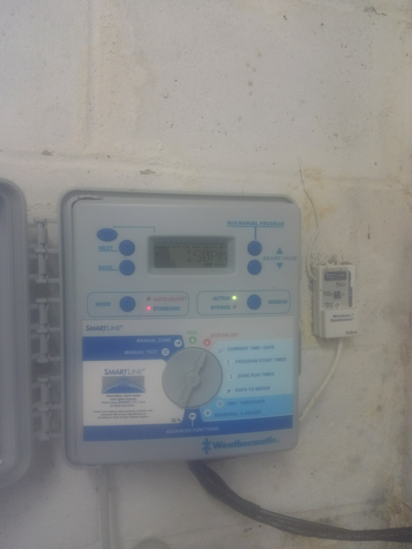 Morristown, NJ - Replace old timer (pic) to new WiFi smart timer