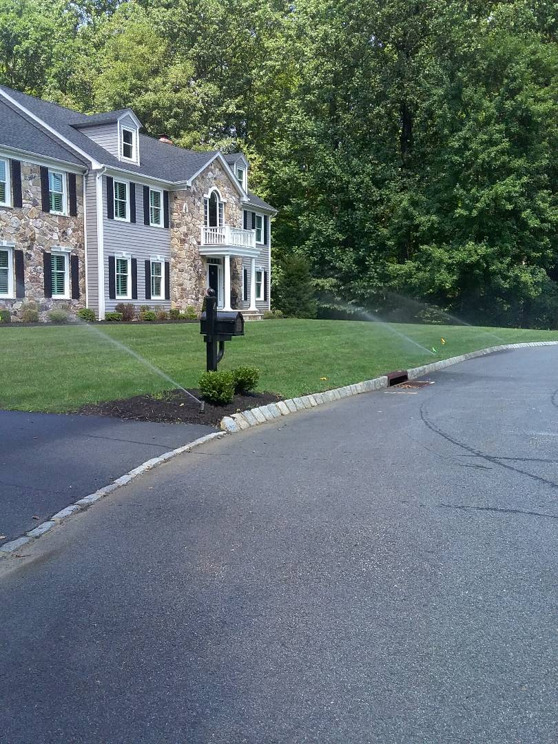 Bernards, NJ - Replaced the master valve that was not closing