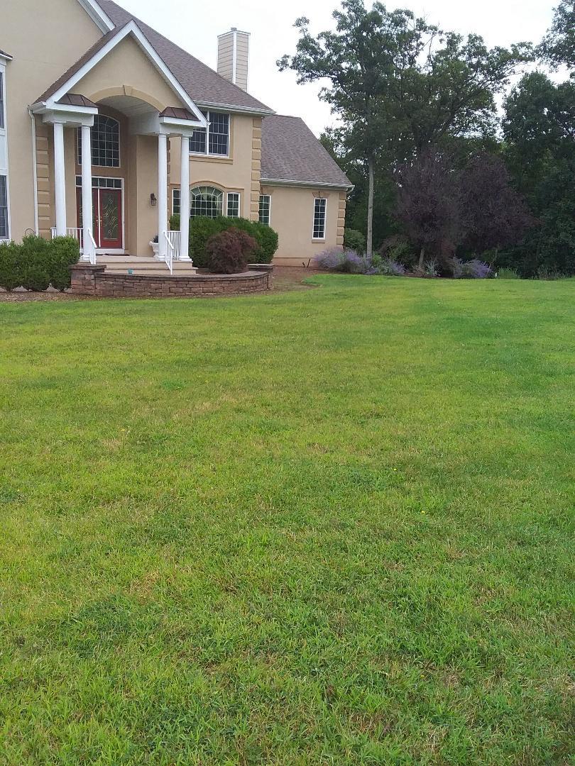 Kinnelon, NJ - Lawn care quality inspection!!! =)
