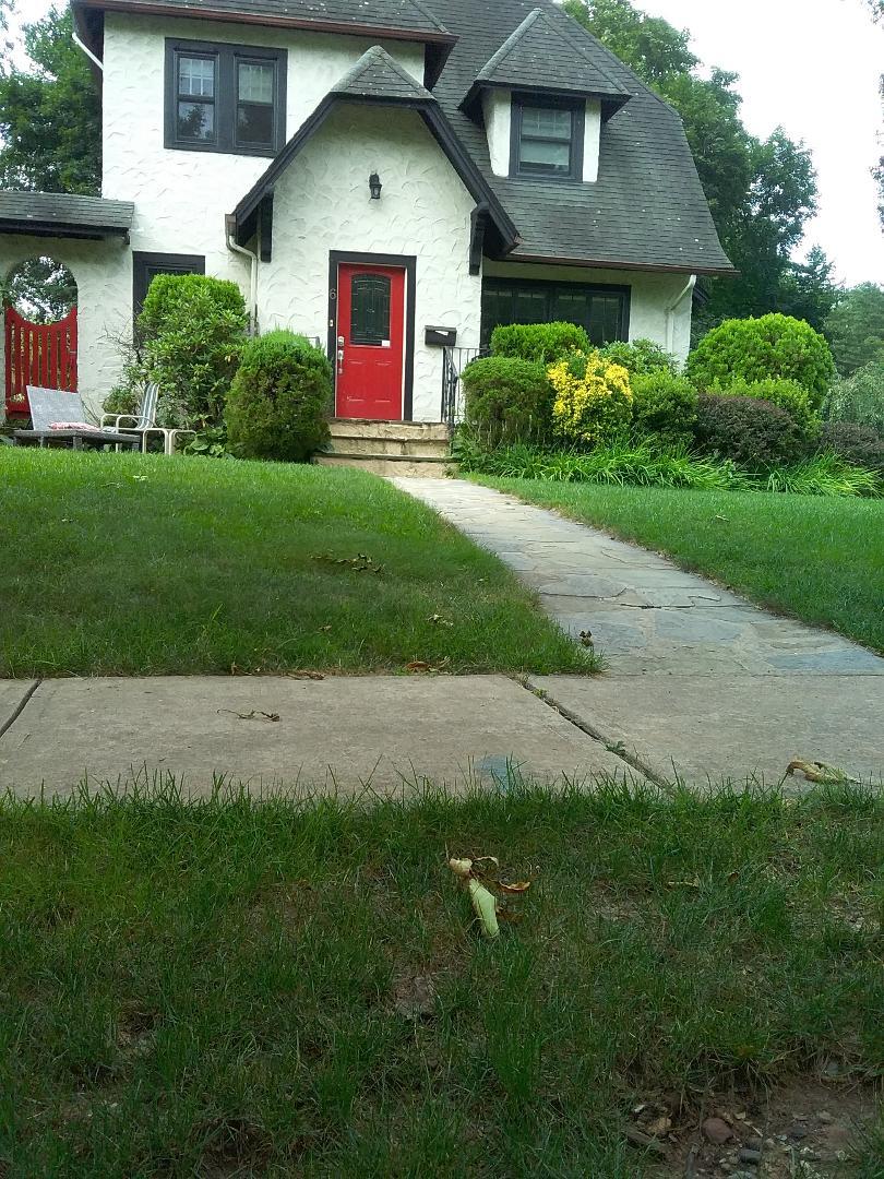 Montclair, NJ - Lawn care quality inspection as part of lawn care service!!! =)