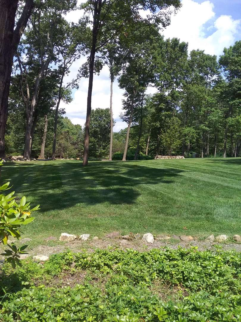 Wayne, NJ - Quality inspection as part of lawn care program!!! =)