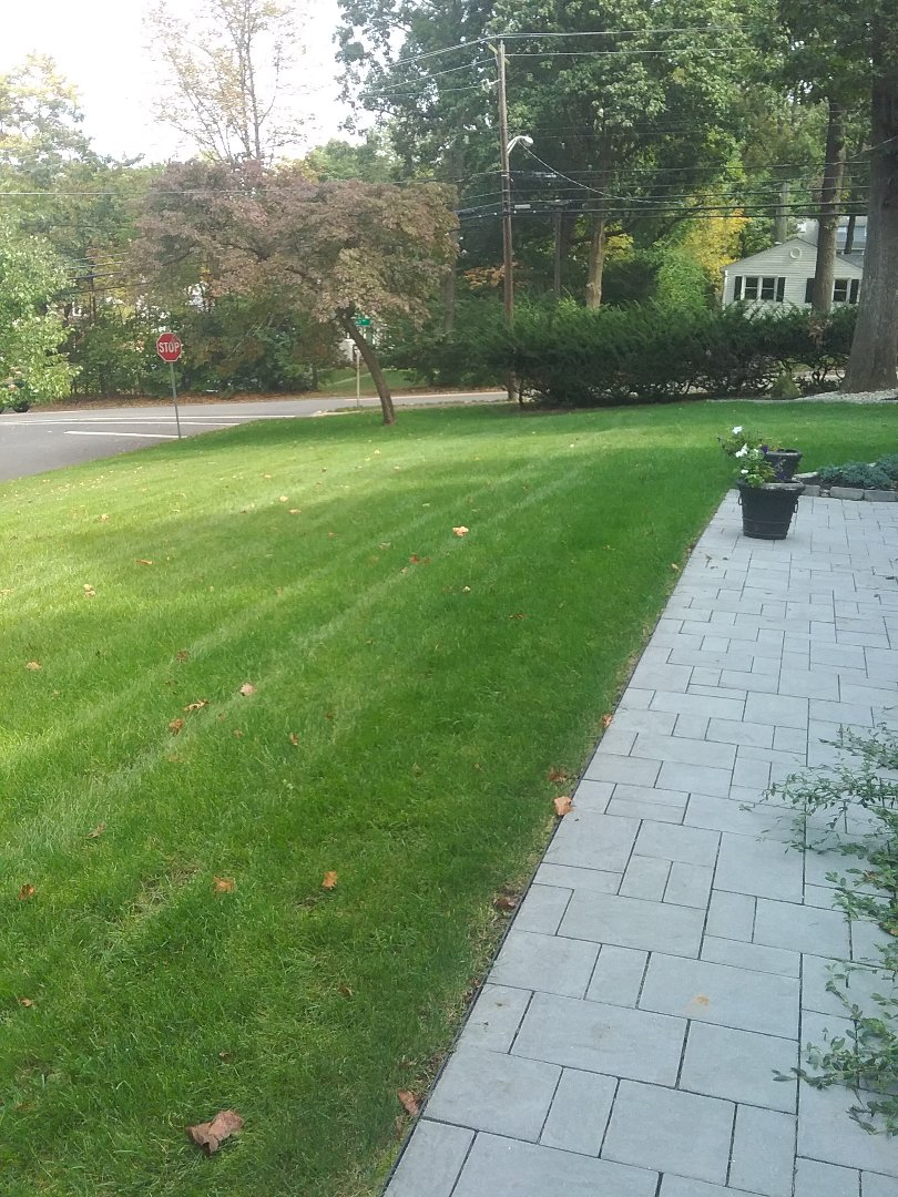 Berkeley Heights, NJ - Winterized the irrigation system