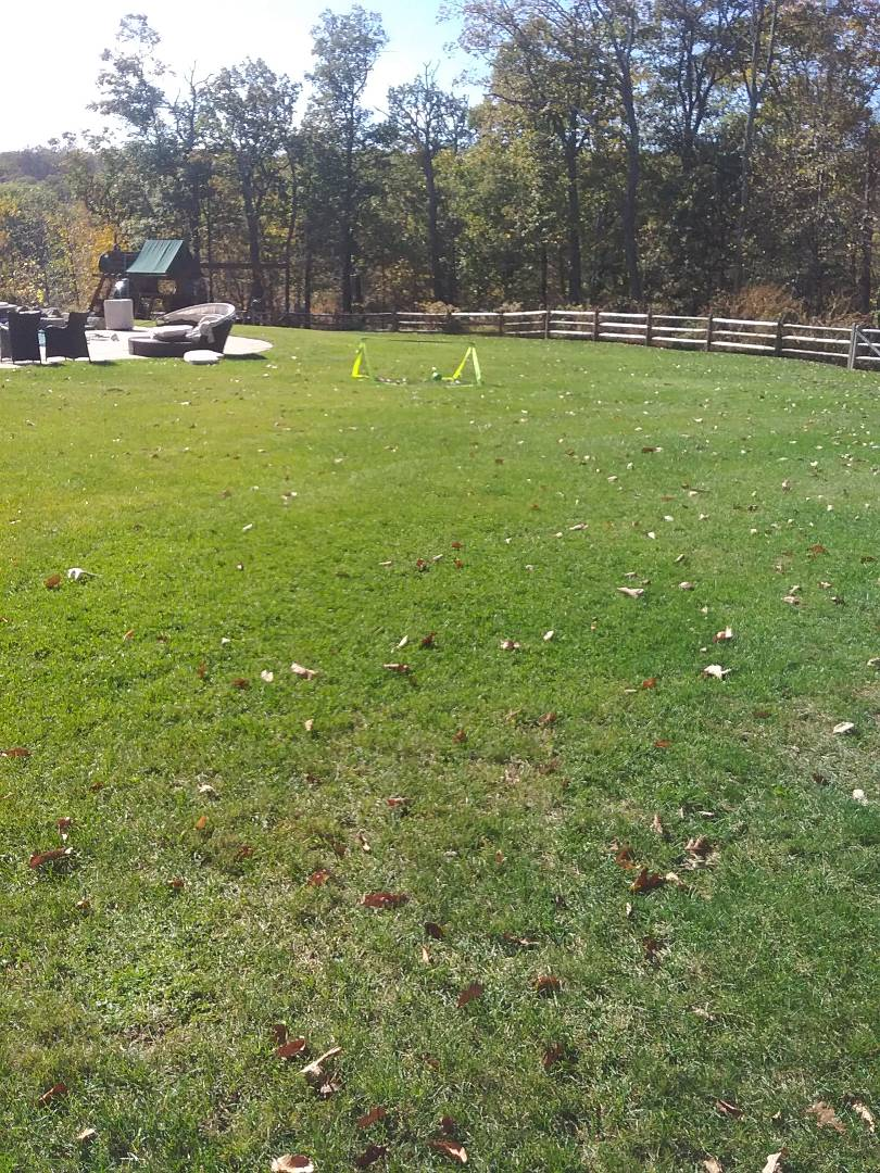 Butler, NJ - Winterization of the irrigation system