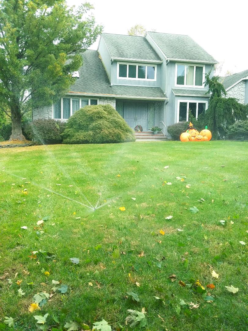 Winterize system, Blow out, drain out, IRRIGATION SPRINKLERS!! In Millington NJ 07846 Broken sprinklers, leaking sprinkler head. There is still time!! Ask about our Silver and Gold savings bundles.  Call us now!! Dont miss out.