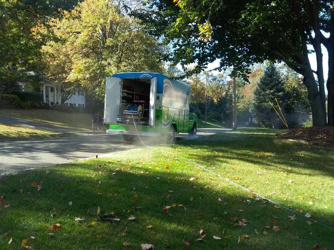 New Providence, NJ - Winterization of irrigation system