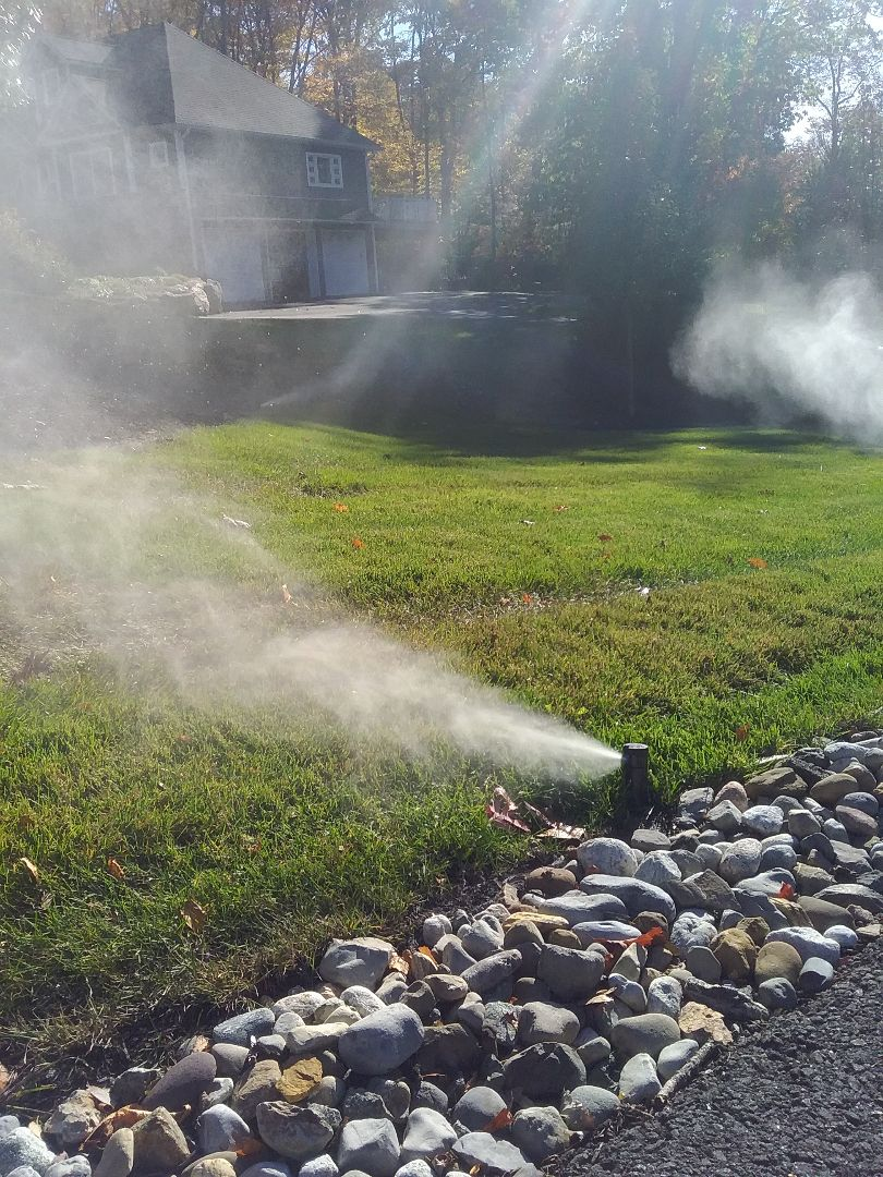 West Caldwell, NJ - Winterize system, Blow out, drain out, IRRIGATION SPRINKLERS!! In Denville NJ Broken sprinklers, leaking sprinkler head. There is still time!! Ask about our Silver and Gold savings bundles. Call us now!! Dont miss out.