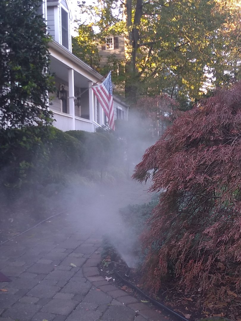 Winterize sprinkler irrigation system. Drain out. Blow out. Leaky Heads. in New Providence NJ 07974