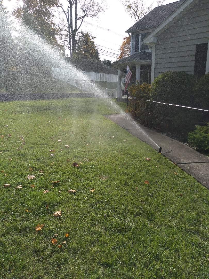 Roseland, NJ - Winterize your sprinkler irrigation system in Roseland NJ 07068