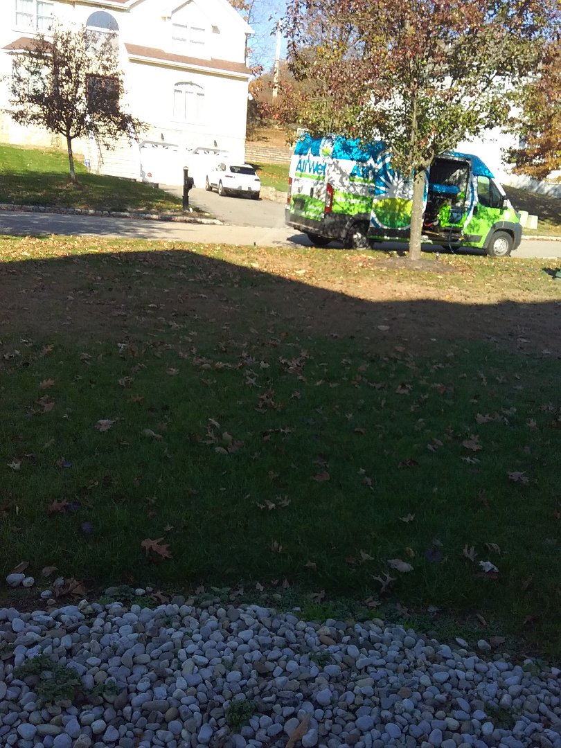 Morristown, NJ - Turn off sprinklers for the year