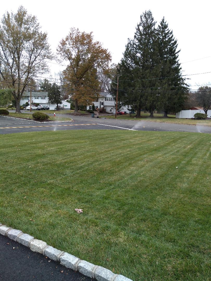 Fairfield, NJ - Winterize your sprinkler irrigation system. Drain out. Blow out. Fairfield NJ