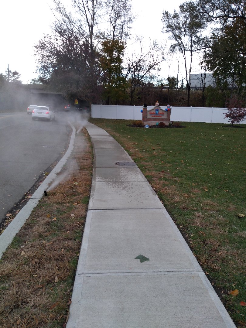 Winterize your sprinkler irrigation system commercial and residential