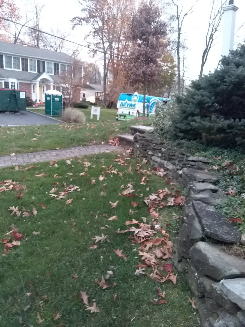 Chatham Township, NJ - Turn off sprinklers for the year and led lighting