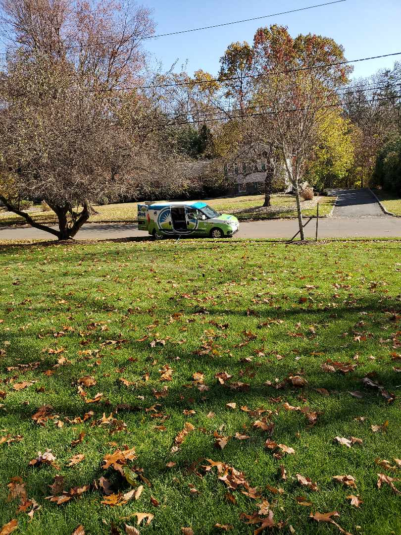 Livingston, NJ - Winterizing a brand new hunter sprinkler system complete with a WI fi controller