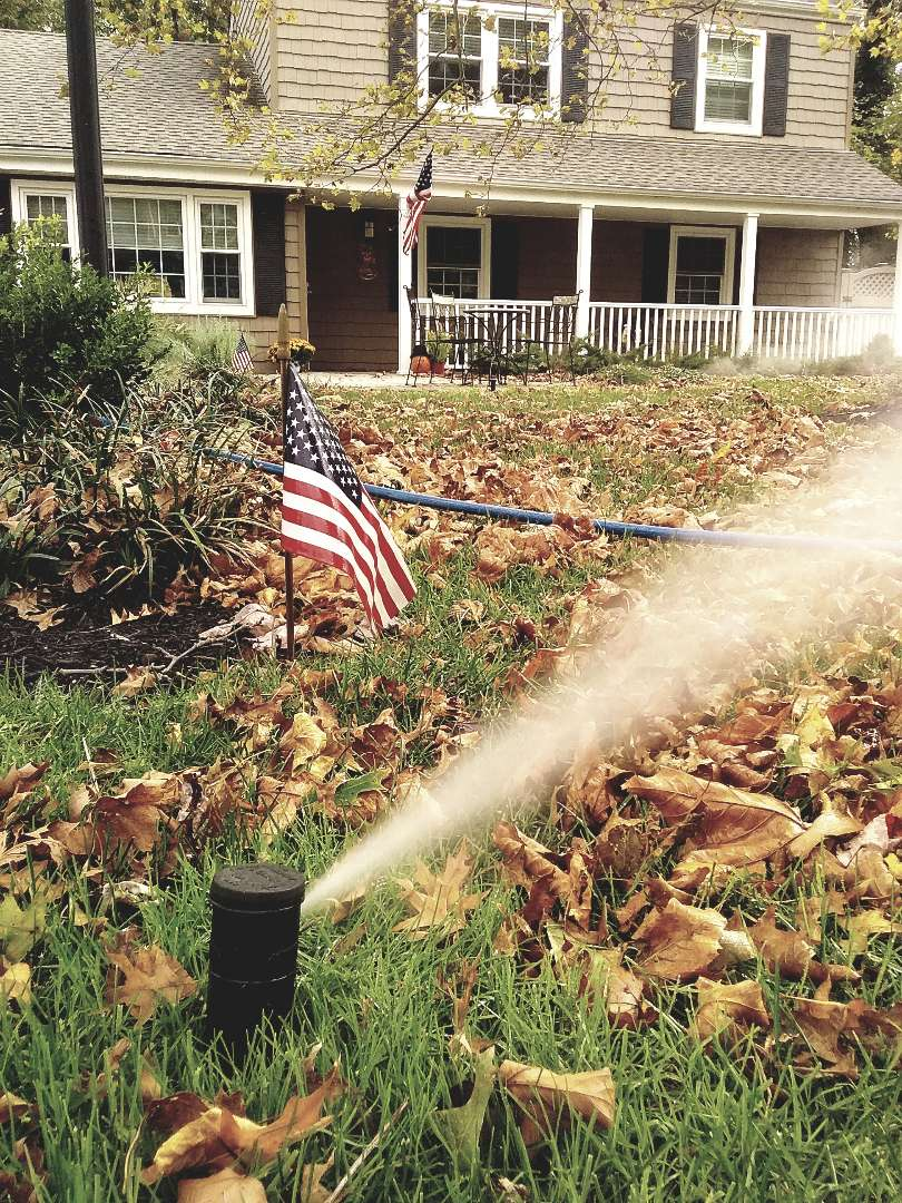 Start up, turn on, IRRIGATION SPRINKLERS!!  Broken sprinklers, leaking sprinkler head. Water won't shut off  , stuck zone. Ask about our Silver and Gold savings bundles.  Call us now!! In Morristown NJ