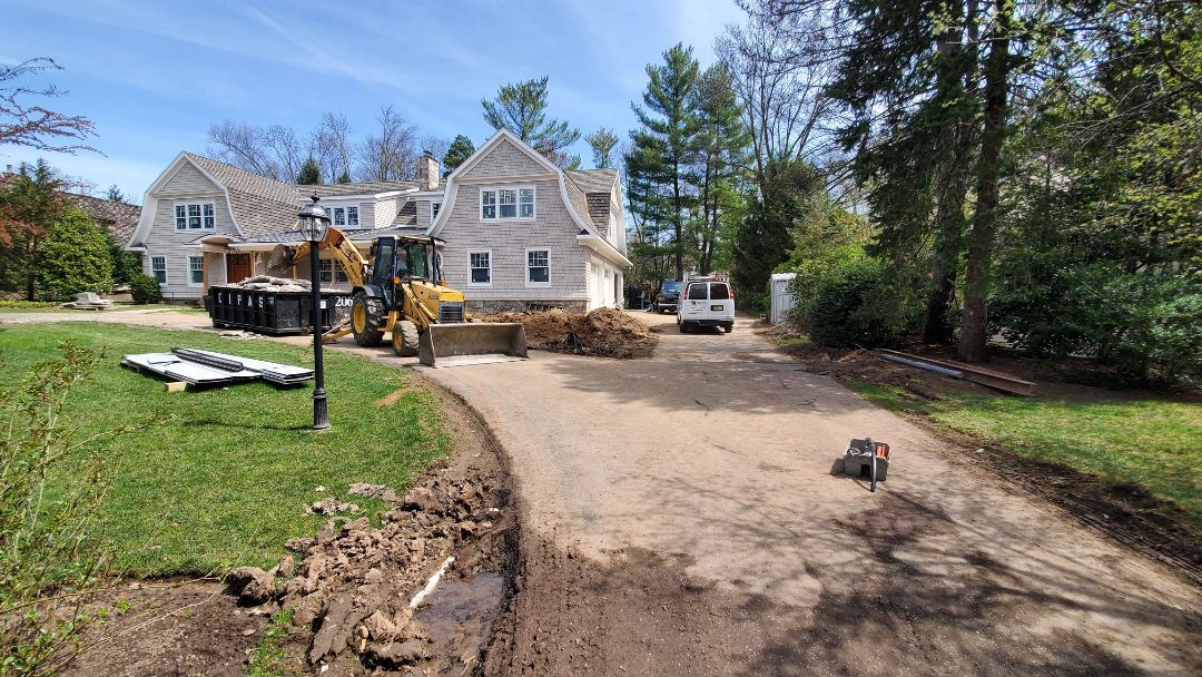 New Providence, NJ - Provide estimate on redoing irrigation system from new construction