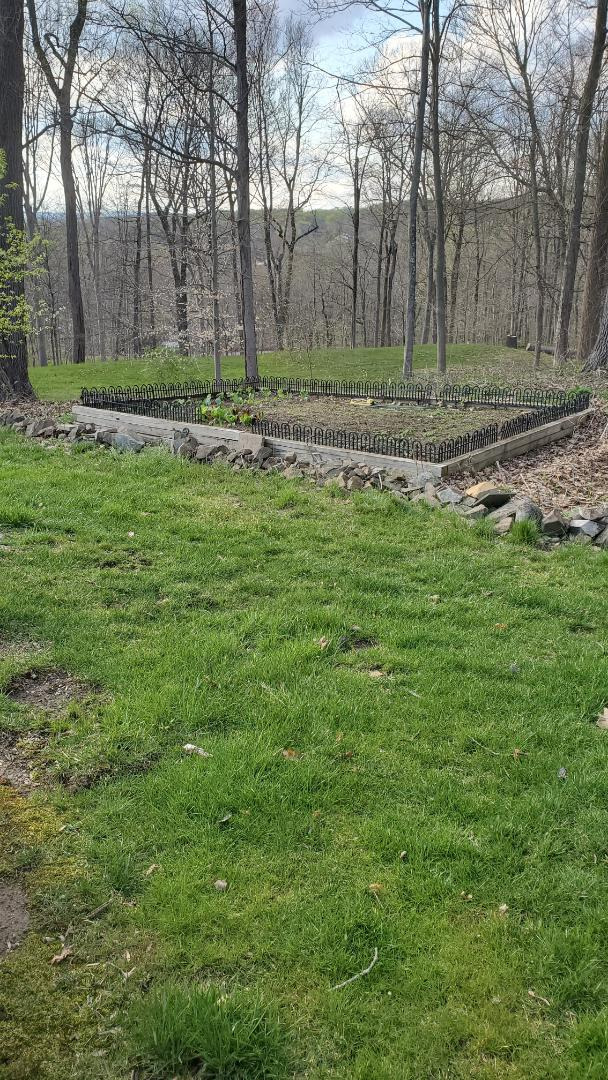 Far Hills, NJ - Give estimate to run sprinklers for a garden zone