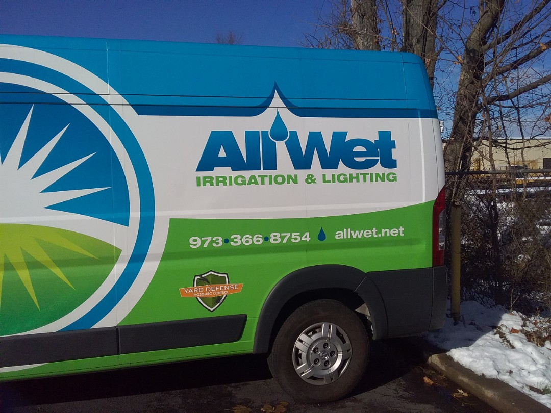 Gladstone, NJ - Irrigation turn on