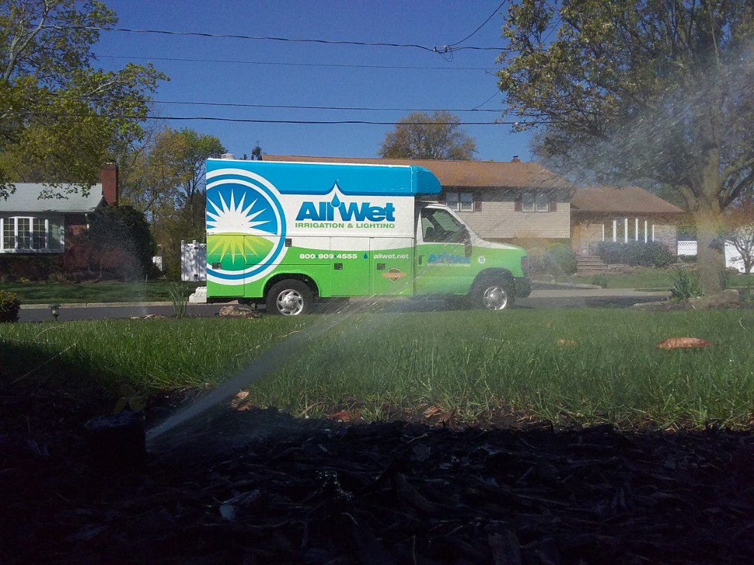 Wayne, NJ - Start up irrigation system
