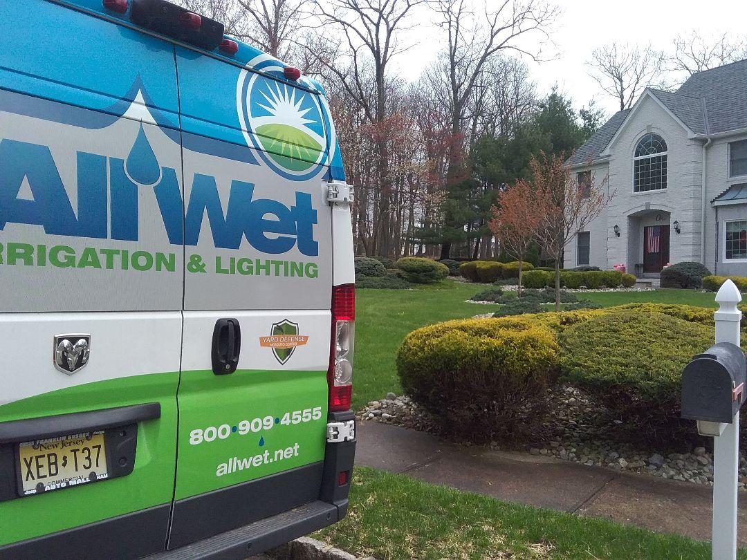Denville, NJ - Lawn sprinkler service