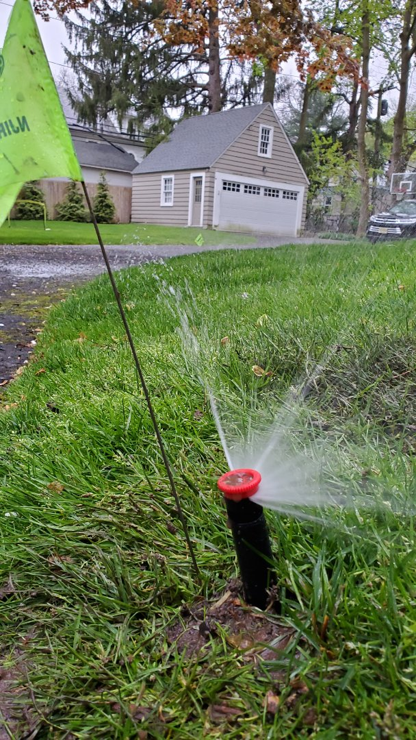South Orange, NJ - Start up irrigation system and replace heads where necessary