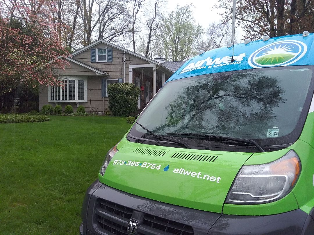 All wet sprinkler and lawn service