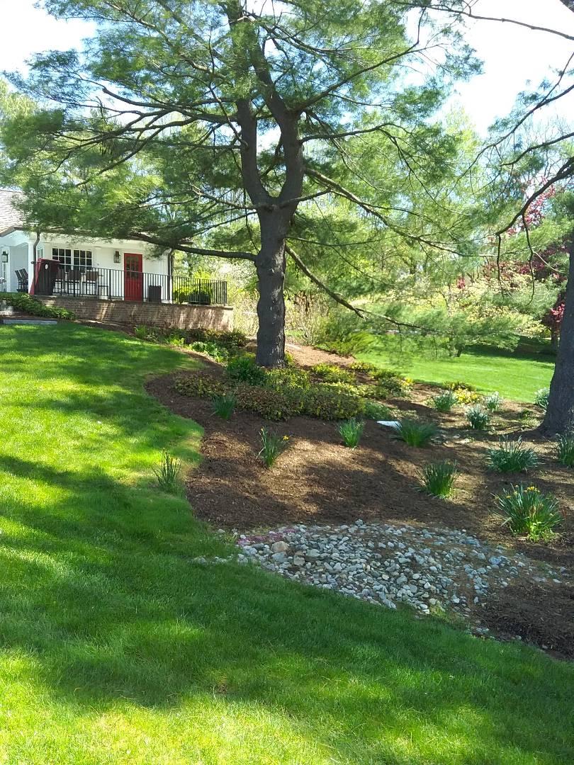 Morris Plains, NJ - Irrigation turn on