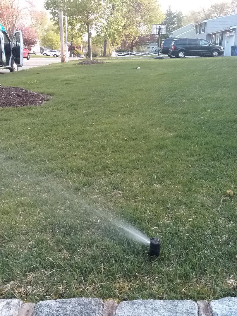 Florham Park, NJ - Start up, turn on, IRRIGATION SPRINKLERS!! Broken sprinklers, leaking sprinkler head. Water won't shut off , stuck zone. Ask about our Silver and Gold savings bundles. Call us now!! In Florham Park NJ