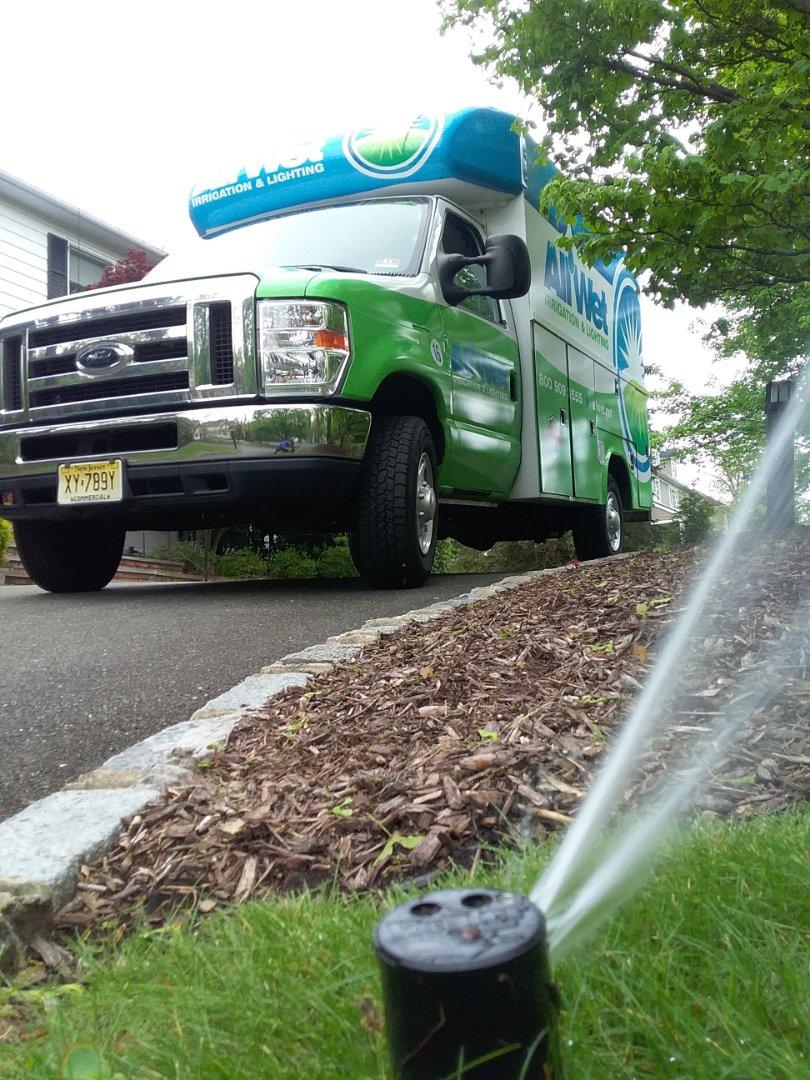 Mountain Lakes, NJ - Start up irrigation system