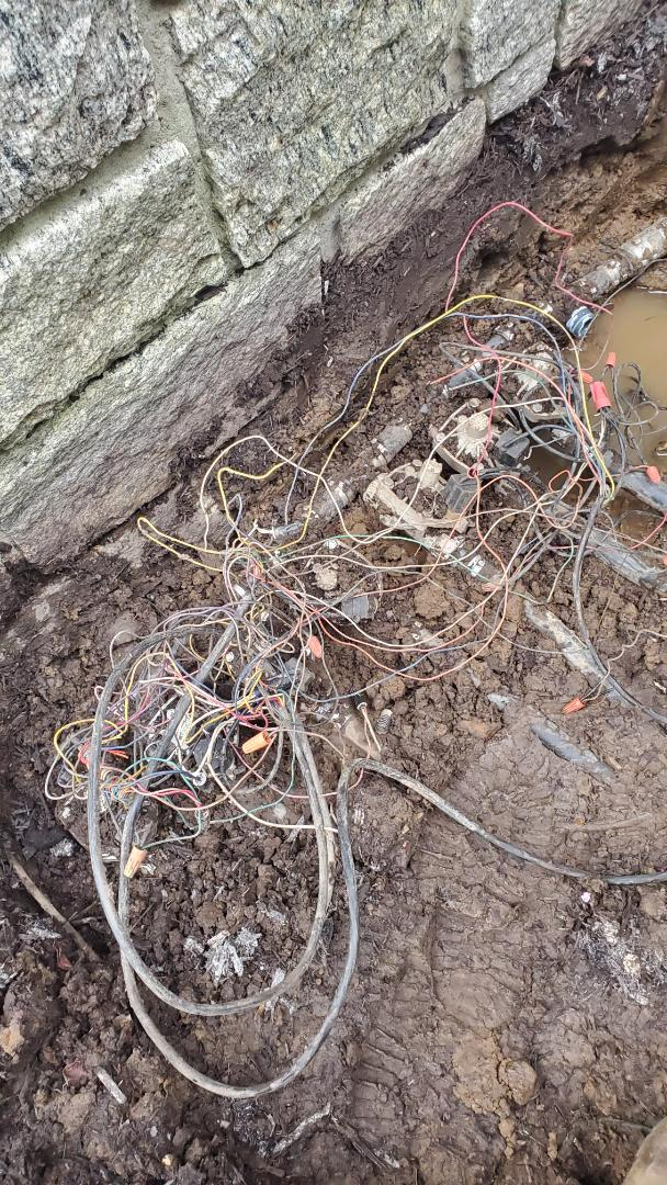 Harding Township, NJ - Replace sprinkler valves and redo all wiring