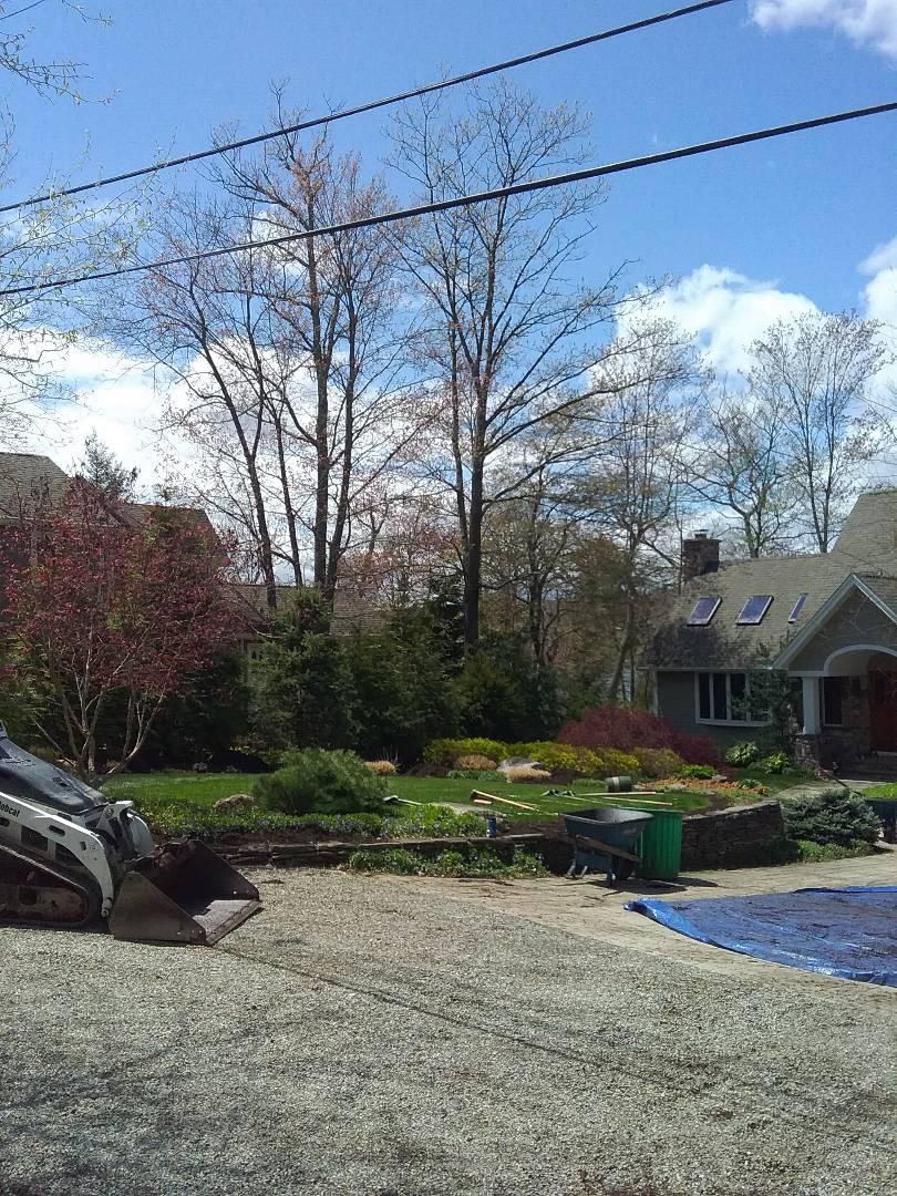 Mountain Lakes, NJ - Irrigation turn on