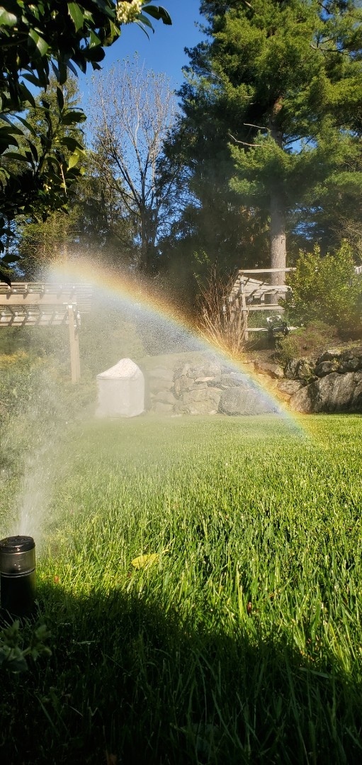 Hackettstown, NJ - Start up irrigation system
