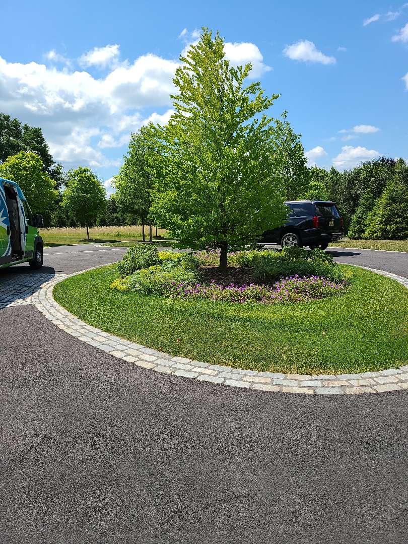Harding Township, NJ - Mid Season check up. Seasonal adjustments. Sprinkler irrigation start up turn on