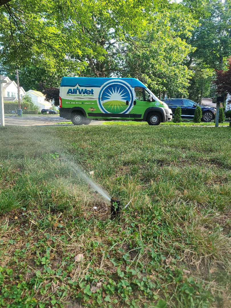 Mid Season check up. Seasonal adjustments. Sprinkler irrigation start up turn on. Morris Plains NJ