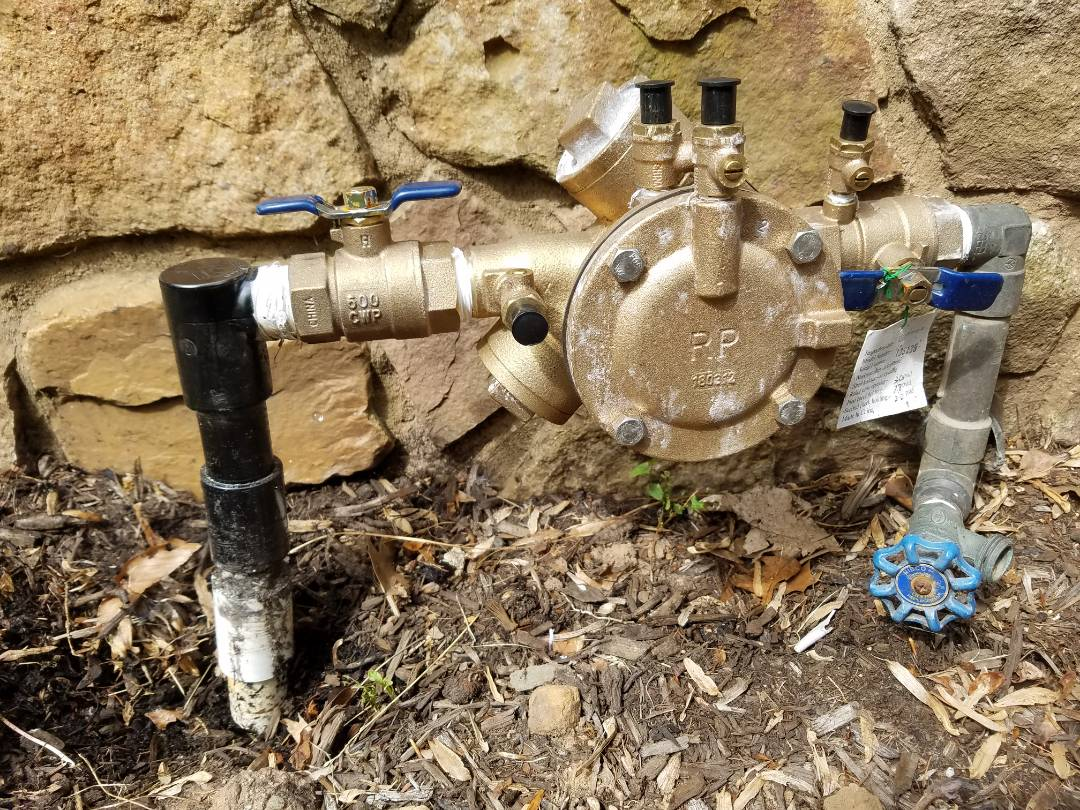 Irrigation troubleshooting reprogram controller fixing drip leak pvc