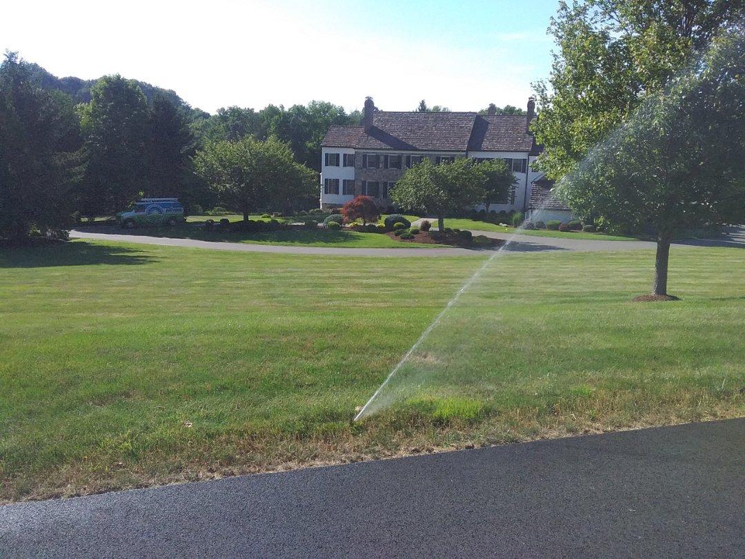 Mendham, NJ - Irrigation evaluation